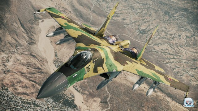 Screenshot - Ace Combat: Assault Horizon (360) 2270927