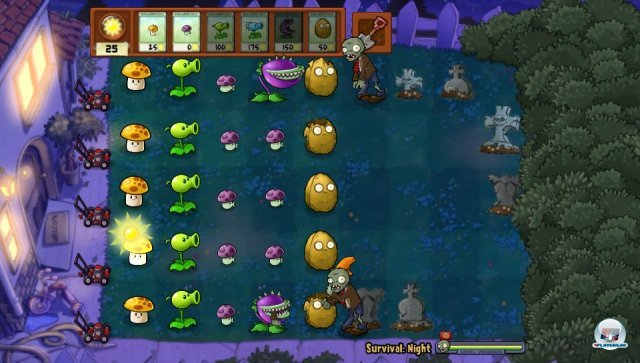 Screenshot - Plants vs. Zombies (PS_Vita) 2314687