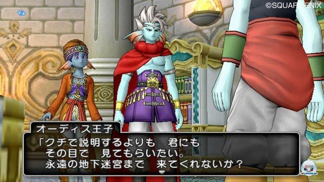 Screenshot - Dragon Quest X Online (Wii) 2289997