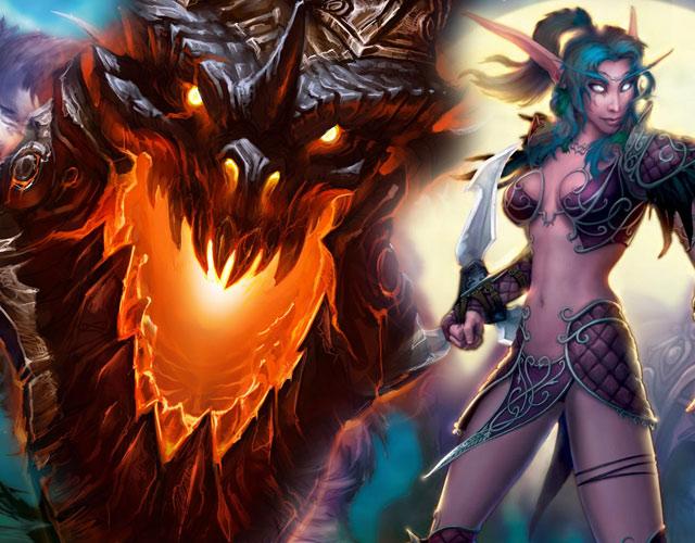 World of Warcraft <br><br> Was soll man über World of Warcraft noch groß sagen? Wenn schon die Chinesen in der zensierten Version unter Realitätsverlust leiden und reihenweise aus den Fenster springen, regnet es früher oder später auch in Deutschland WoW-Junkies vom Himmel. Damit es gar nicht erst soweit kommt, hilft nur eins: Das Online-Rollenspiel von Blizzard muss verbannt werden, selbst wenn man eigens dafür einen Internet-Filter im Bundestag durchsetzen muss, der ganz nebenbei auch andere Inhalte im Netz zensieren und kontrollieren darf, falls es nötig ist.  2192567