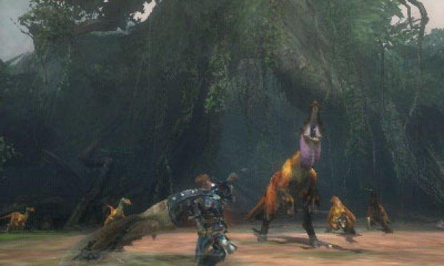 Screenshot - Monster Hunter 3G (3DS) 2285327