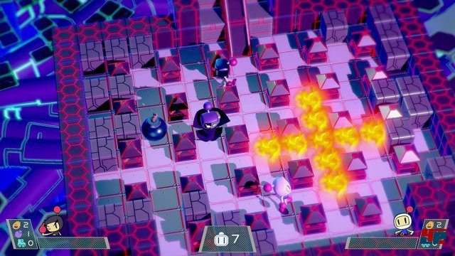 Screenshot - Super Bomberman R (One) 92568243