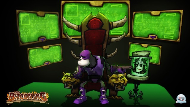 Screenshot - The Baconing (PC) 2235094