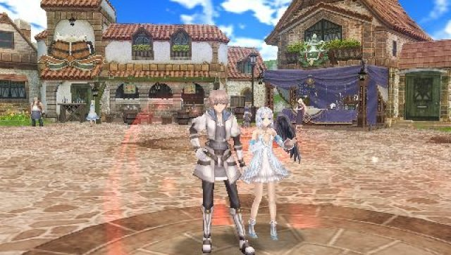 Screenshot - Shining Ark (PSP) 92427517