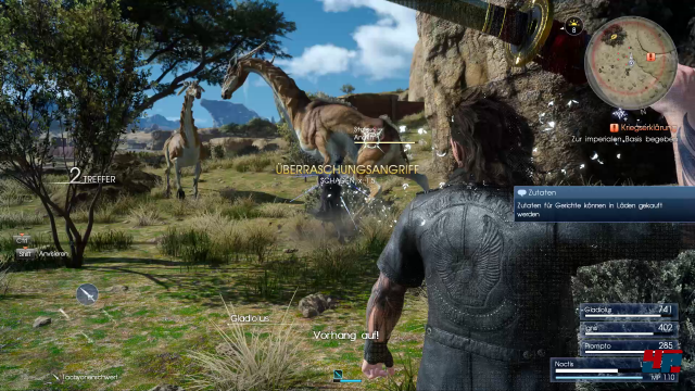 Screenshot - Final Fantasy 15 (PC) 92560949