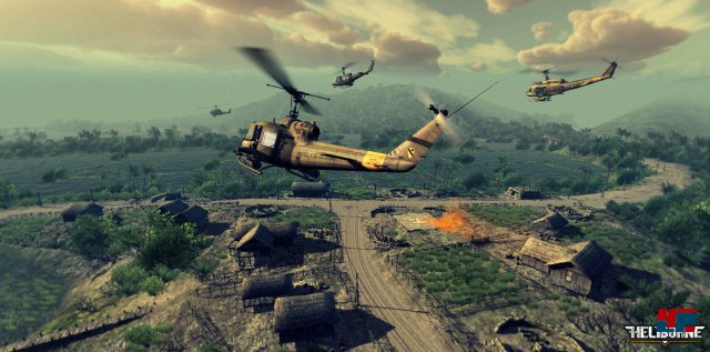 Screenshot - Heliborne (Linux)