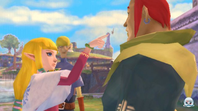 Screenshot - The Legend of Zelda: Skyward Sword (Wii) 2270972