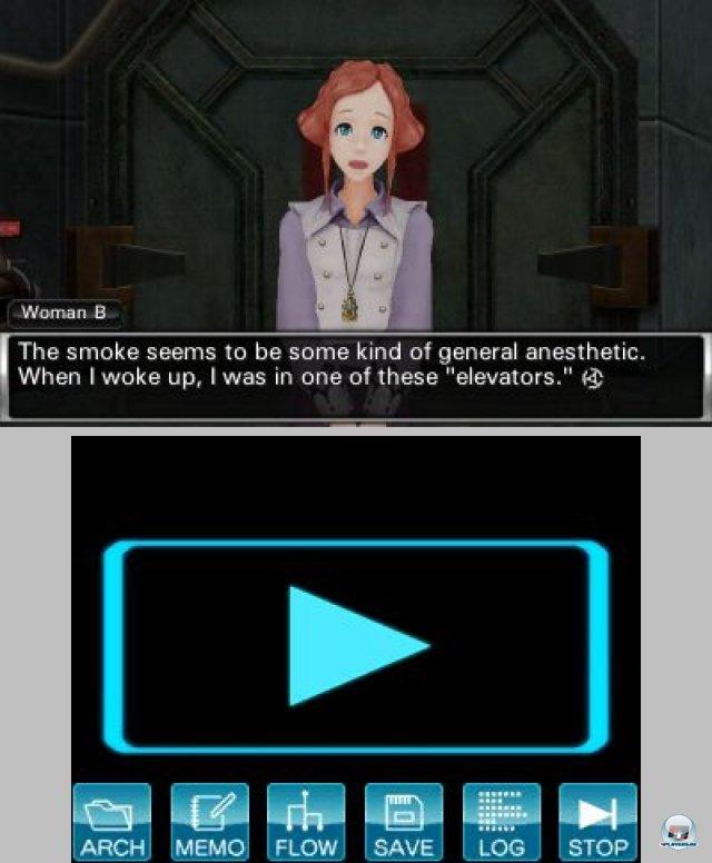 Screenshot - Zero Escape: Virtue's Last Reward (3DS) 92451097