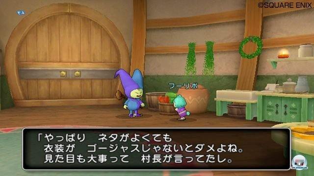 Screenshot - Dragon Quest X Online (Wii) 2280357