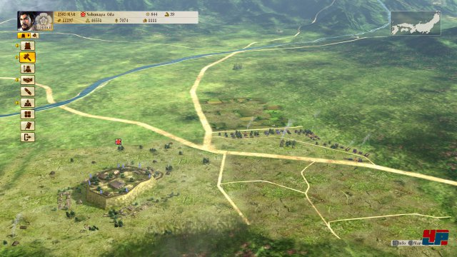 Screenshot - Nobunaga's Ambition: Sphere of Influence - Ascension (PC) 92534422