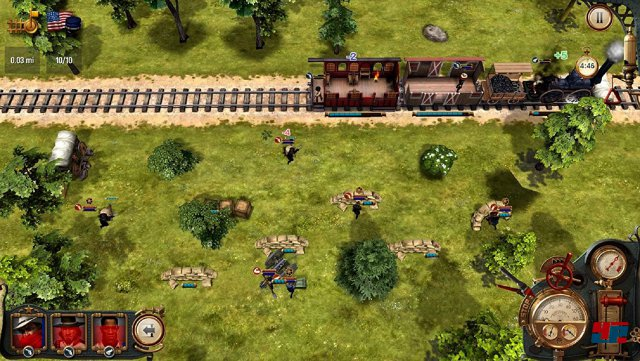 Screenshot - Bounty Train (PC)