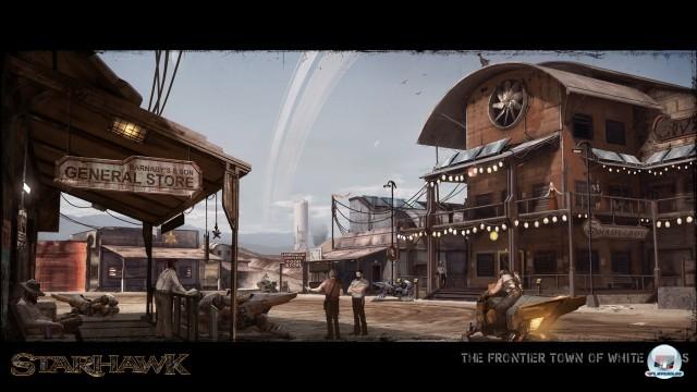 Screenshot - Starhawk (PlayStation3) 2228072