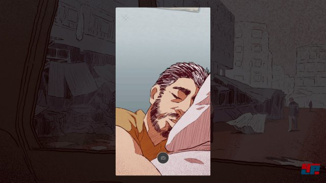 Screenshot - Bury Me, My Love (PC)