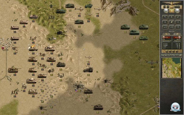 Screenshot - Panzer Corps: Afrika Korps (PC) 92422272
