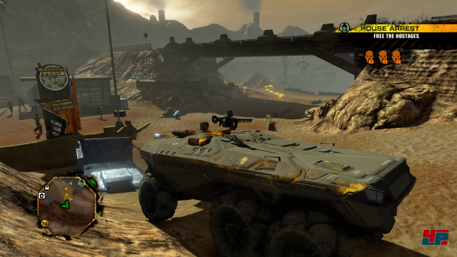 Screenshot - Red Faction: Guerrilla (PC) 92568676
