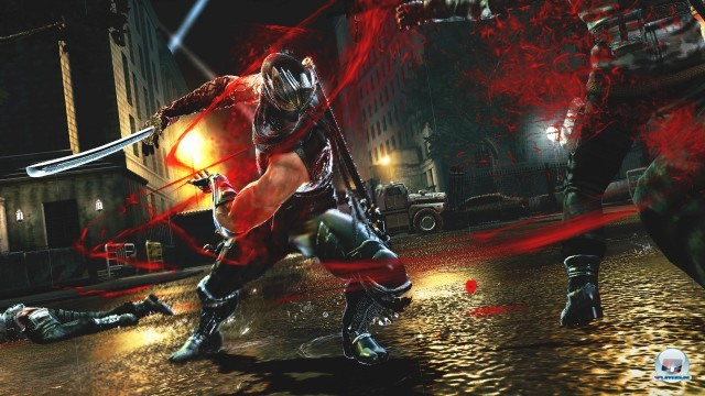 Screenshot - Ninja Gaiden 3 (PlayStation3) 2229834