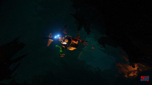 Screenshot - Descent: Underground (PC) 92501081