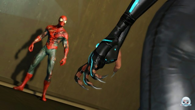 Screenshot - Spider-Man: Edge of Time (360) 2241199