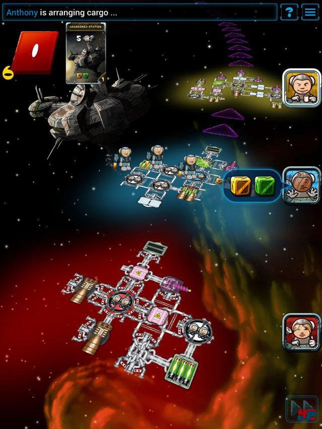 Screenshot - Galaxy Trucker (iPad) 92491761