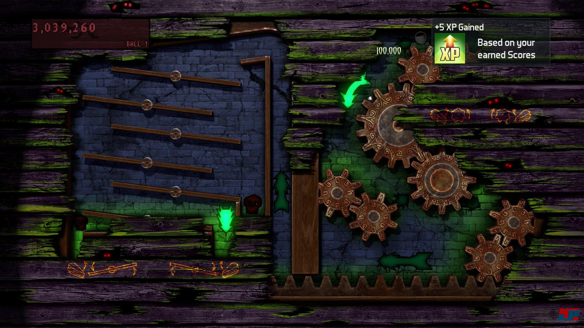 Screenshots zu Pinball FX3 Alles zum Geschicklichkeit Spiel
