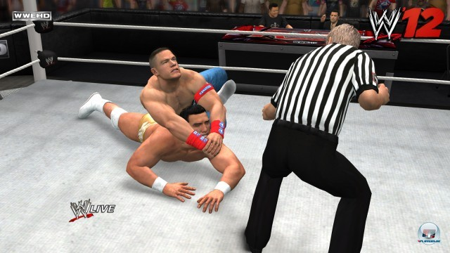 Screenshot - WWE '12 (PlayStation3) 2251922