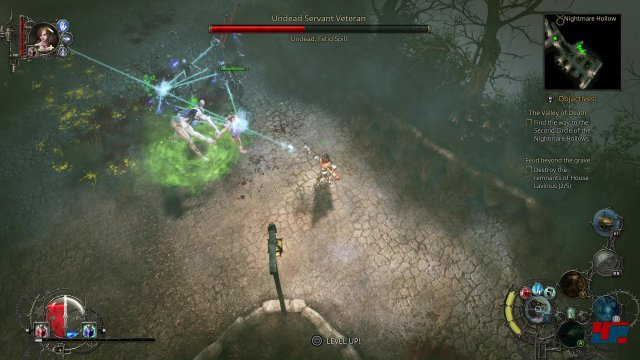 Screenshot - The Incredible Adventures of Van Helsing 3 (One) 92557660