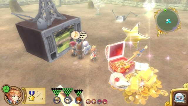 Screenshot - New Little King's Story  (PS_Vita) 2397317