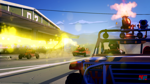 Screenshot - Hardware: Rivals (PlayStation4)