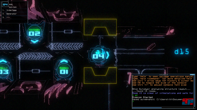 Screenshot - Duskers (Linux) 92526971