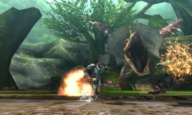 Screenshot - Monster Hunter 4 (3DS) 92413107
