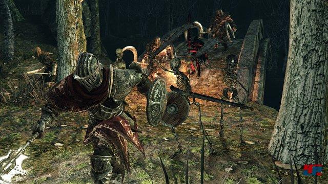 Kenner von Dark Souls 2 werden auf PS4 und One angenehm überrascht.