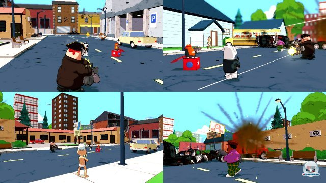 Screenshot - Family Guy: Zurück ins Multiversum (360) 92416487