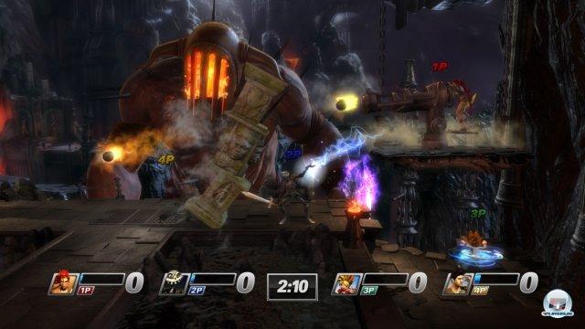 Screenshot - PlayStation All-Stars: Battle Royale (PlayStation3) 2397107