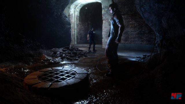 Ein unterirdischer Dungeon mit einer unheimlichen Atmosph�re. F�r lange Zeit hat keine Menschenseele diese Gem�uer betreten. Was mag sich in den Tiefen der G�nge eingenistet haben?