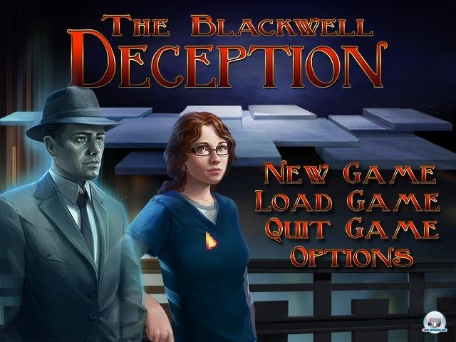 Screenshot - Blackwell Deception  (PC)