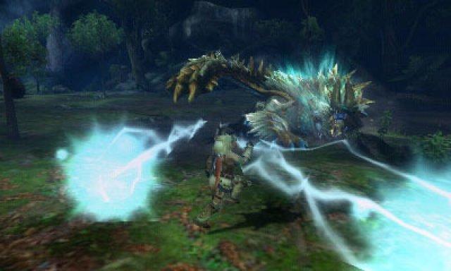 Screenshot - Monster Hunter 3G (3DS) 2285267