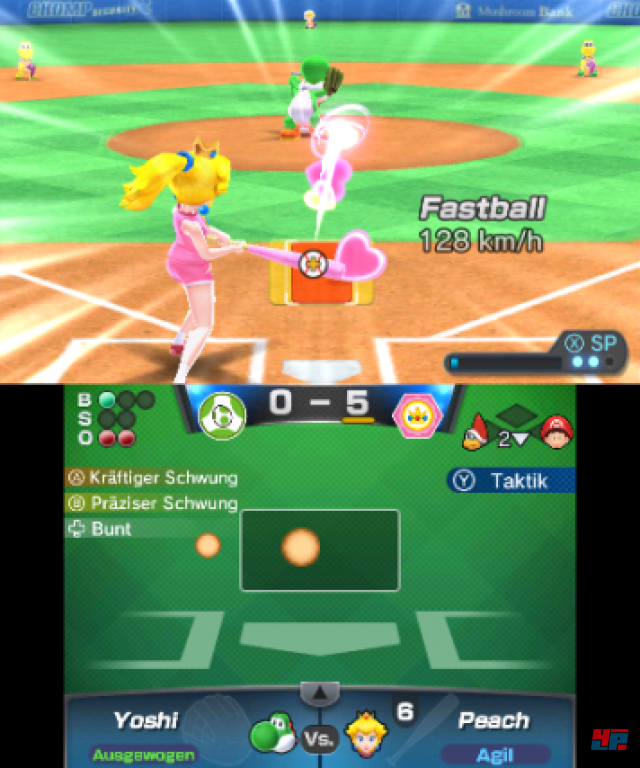 Screenshot - Mario Sports Superstars (3DS) 92542163