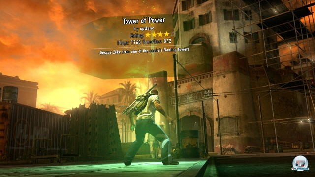 Screenshot - inFamous 2 (PlayStation3) 2226563