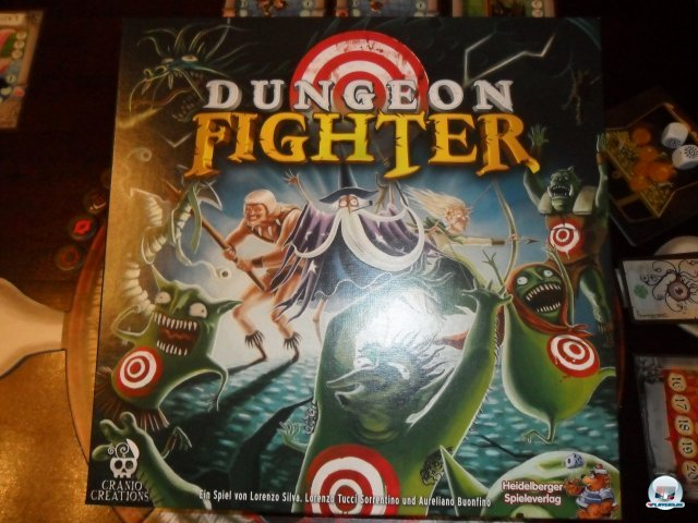Screenshot - Dungeon Fighter (Spielkultur)