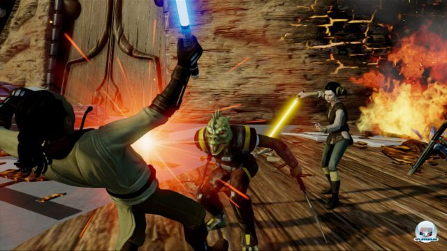 Screenshot - Kinect Star Wars (360)