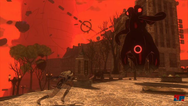 Screenshot - Gravity Rush (PlayStation4) 92513423