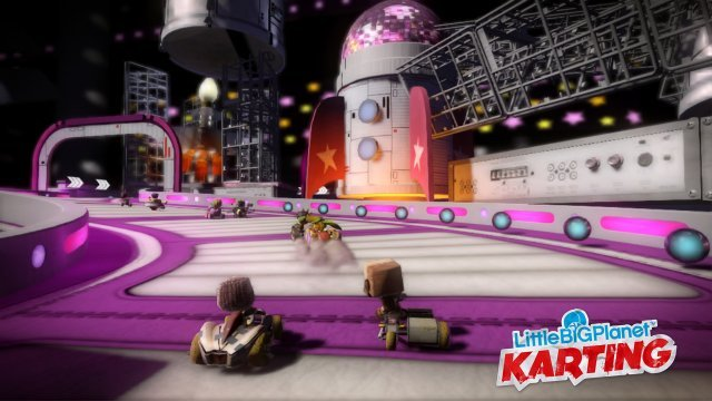 Screenshot - LittleBigPlanet Karting (PlayStation3) 2384572