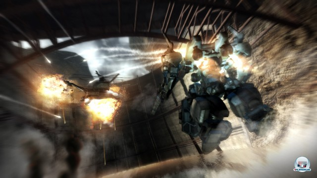 Screenshot - Armored Core V (PlayStation3) 2221939
