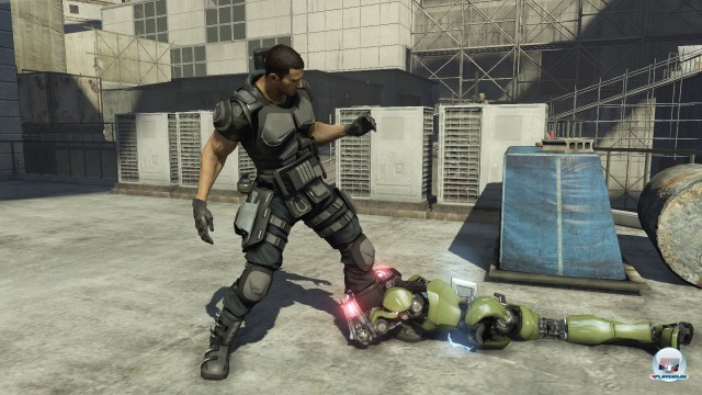 Screenshot - Binary Domain (PlayStation3) 2230872