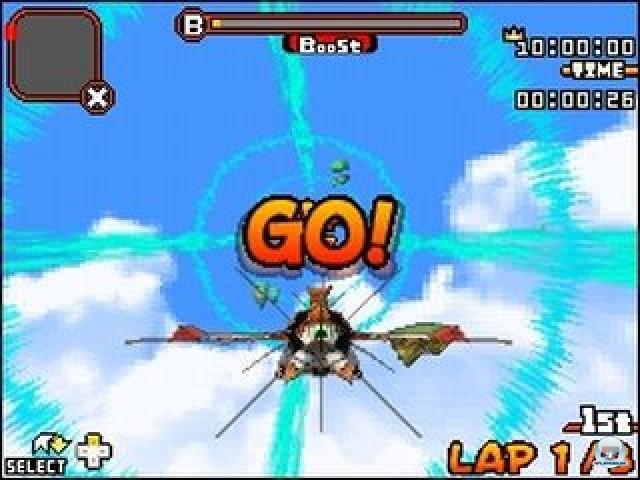 Screenshot - Solatorobo - Red the Hunter (NDS) 2223703