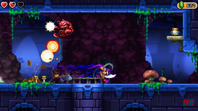 Screenshot - Shantae and the Pirate's Curse (Wii_U)