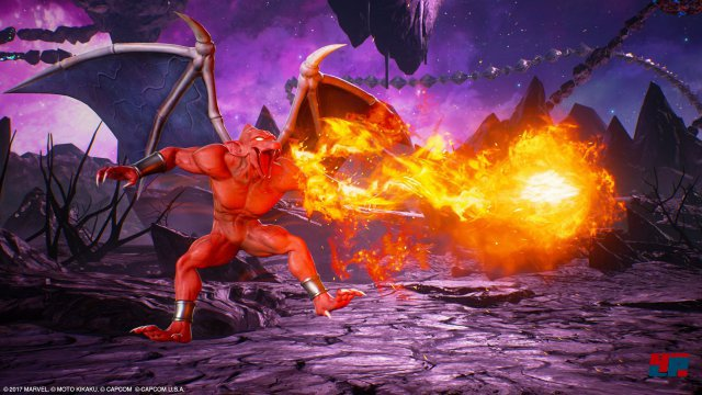 Screenshot - Marvel vs. Capcom: Infinite (PC) 92552794