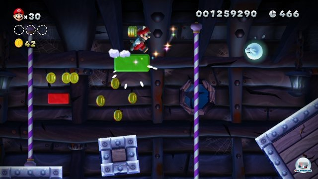 Screenshot - New Super Mario Bros. U (Wii_U) 92420457