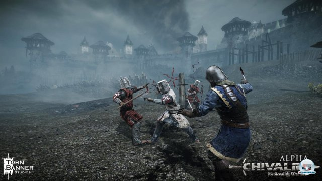 Screenshot - Chivalry: Medieval Warfare (PC) 2390087