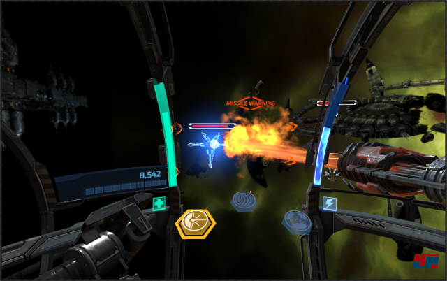 Screenshot - Gunjack 2: End of Shift (VirtualReality)